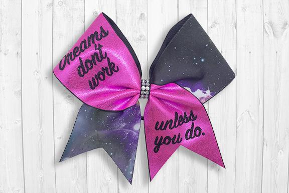 Dreams cheer bow