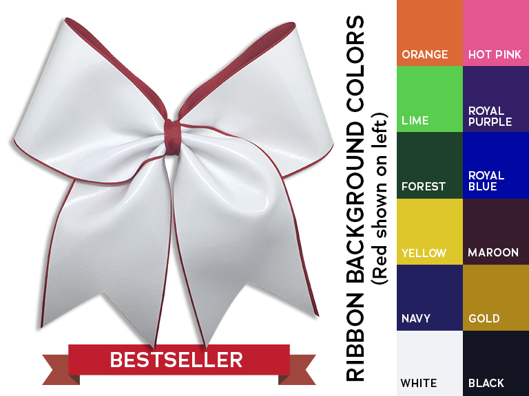 autograph cheer bow