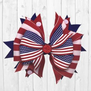 Patriotic Bows