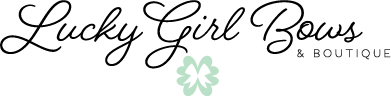 Lucky Girl Bows ~ Hair Bows and More - Hair Bows, Cheer Bows and More!